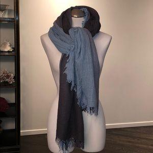 Extra large scarf/shawl